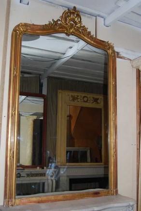mioir ancien glace ancienne chemin es anciennes achat et vente paris. Black Bedroom Furniture Sets. Home Design Ideas